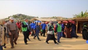 Şanlıurfa Mahallesi İle Binlerce Arakanlıya Kucak Açıldı