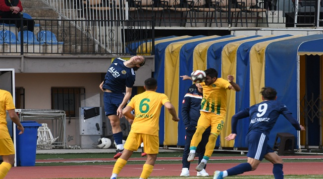 Şanlıurfaspor Tarsus İdman Yurduna 3-0 Mağlup Oldu