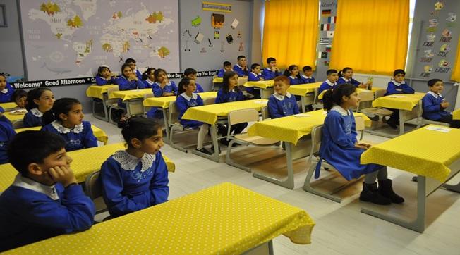 Siverek'te Koleji Aramayacak Sınıf Kuruldu