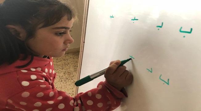 Suriye'de 19 Bin 920 Öğrenci Okullarına Kavuştu
