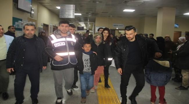 Urfa'da Karne Günü Kayıp Olan Kardeşler Bulundu
