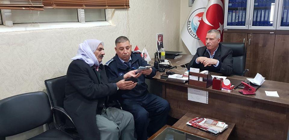 Urfa'da Suriyeli Vatandaştan İnsanlık Dersi