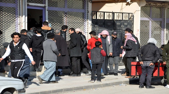 Urfa'da Yaşayan Sığınmacılara 10 Günlük İzin