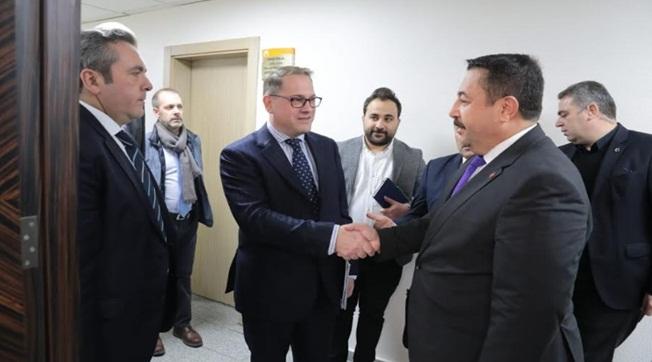 Urfa'nın İki İlçesi İçin 200 Bin TL'lik Proje Onaylandı