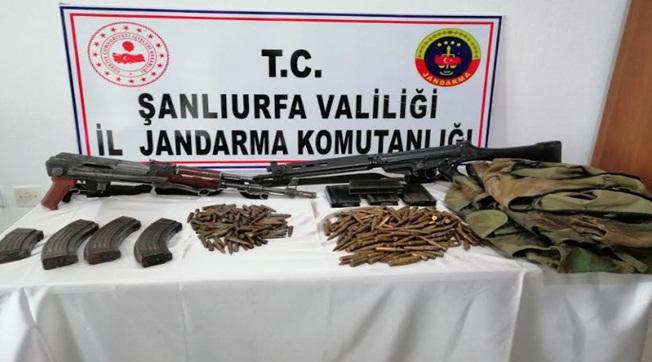 Uzun Namlulu silah ve Uyuşturucu Operasyonu 6 Tutuklama