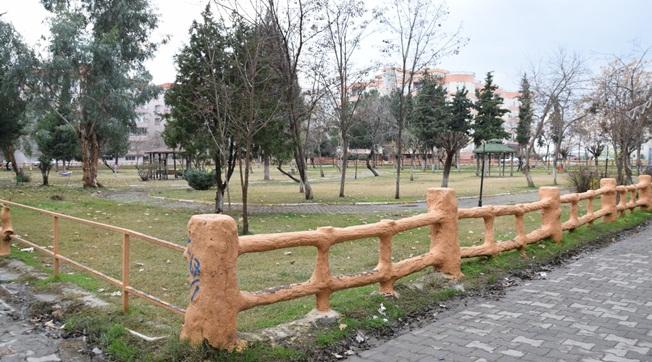 Viranşehir'de Parklar Halka Açılıyor