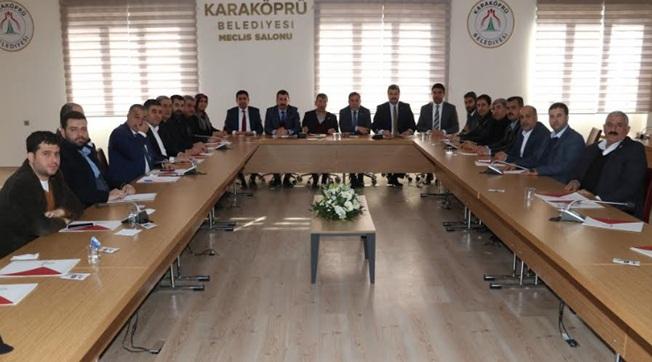 Zenbici Ak Parti Genel Merkezinin Beklentilerini İletti
