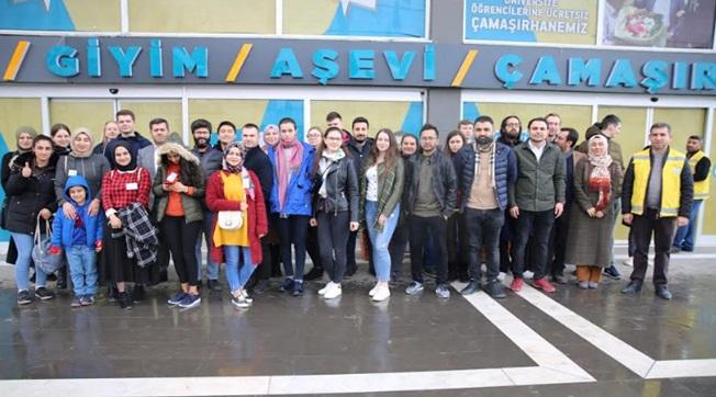 30 Yabancı Öğrenci Şanlıurfa'da Birlik Kuvvettir Dedi