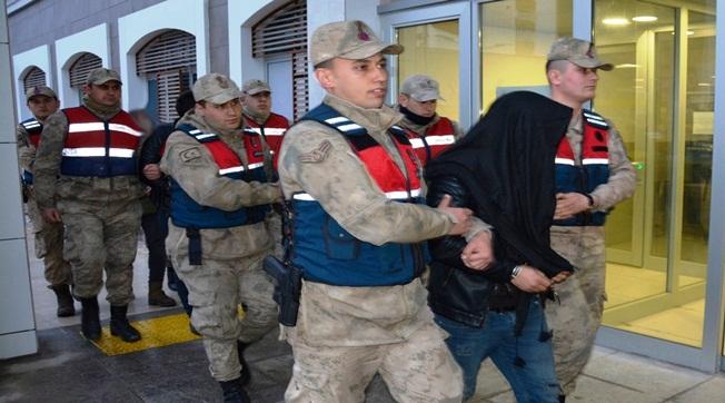 51 Koyun Çalınmıştı 4 Kişi Tutuklandı