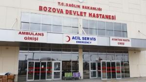 Bozova Devlet Hastanesi Yeni Binasında