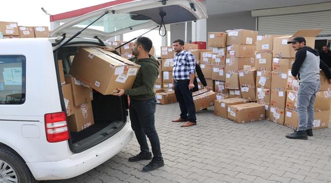 Eyyübiye SYDV'den 2 Bin Çocuğa Giyim Yardımı
