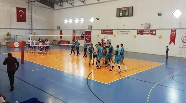 Haliliye Gümüşhane Torul Gençlik Spor'u Mağlup Etti