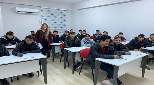 Harran'da 11 Alanda Kurs Açılıyor
