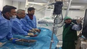 Şanlıurfa'da Kapalı Yöntem İle Kalp Ameliyatı Yapıldı