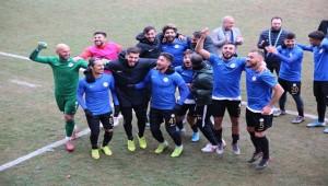 Karaköprü Belediyespor Yomraspor Mağlup Etti