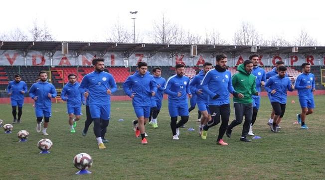 Karaköprü Tokatspor Hazırlıklarına Moralli Başladı