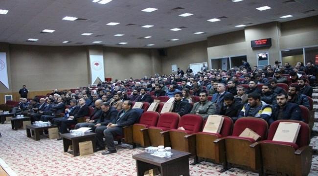 Şanlıurfa'da Pamukta Verim Düşüklüğü Tartışıldı