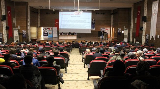Şanlıurfa'da Yükseköğretime Hazırlıkta Eğitim Paneli Düzenlendi