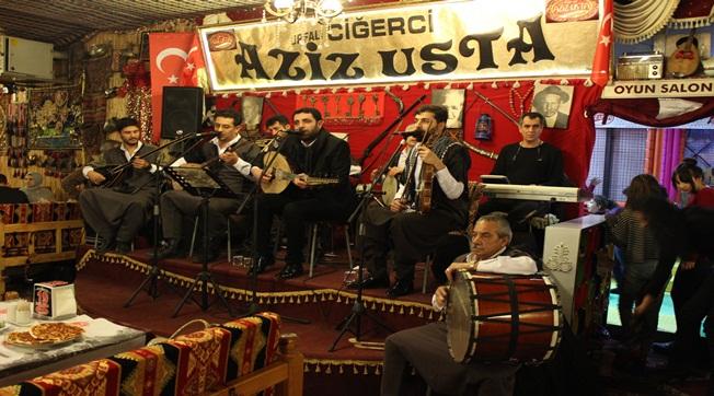 Aziz Usta Eskişehirlileri Urfa Kültürünü Yaşatıyor