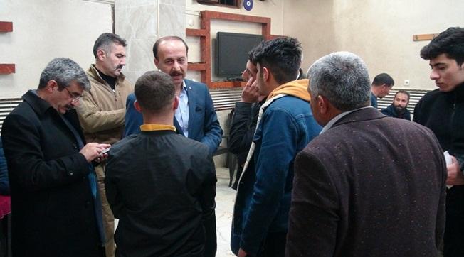 Bakan Yardımcısı Bağlı Hayati Harrani Mahallesini Ziyaret Etti