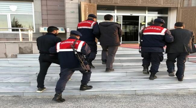 Ereğli'deki Hırsızlık Failleri Şanlıurfa'da Yakalandı
