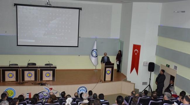 HRÜ'DE Nitelikli İnsan Gücü Konulu Çalıştay Düzenlendi