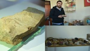 İnekleri Güderken 10 Bin Yıllık Balık Fosilleri Bulundu