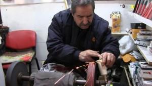 Koskoca Urfa'da 5 tane bıçakçı kaldı