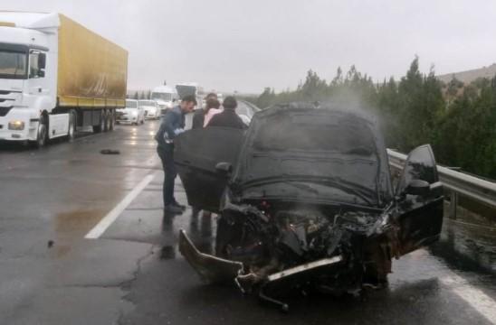 Şanlıurfa'da iki ayrı trafik kazası: 5 yaralı