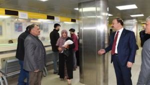 Urfa'da PTT İşlemlerinde Düzenleme Getirildi