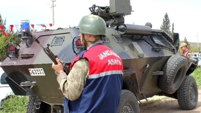 Ceylanpınar'da 1 mahalle karantinaya alındı