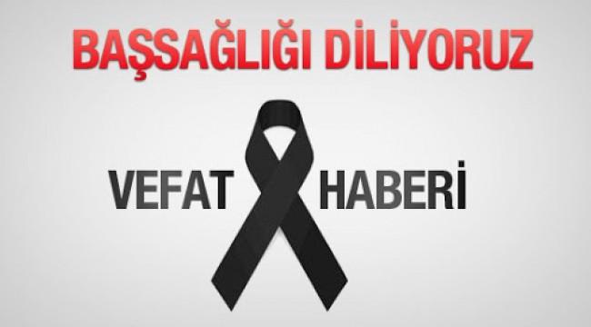 Vefat:Bedriye Aişeoğlu