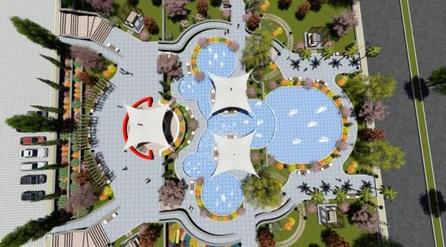 Doğukent'e 5 Bin M2'lik Modern Park Kazandırılıyor
