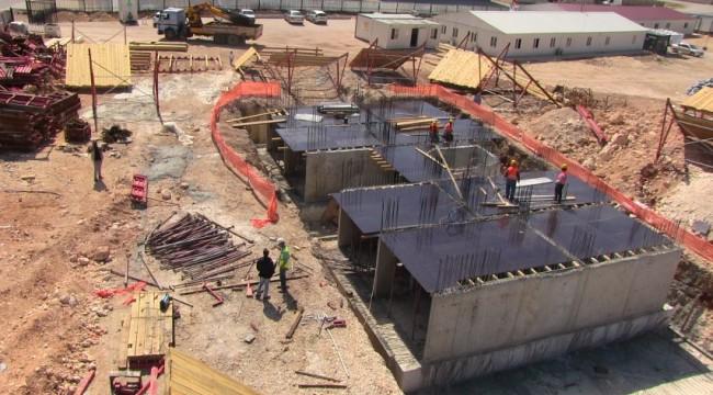 Eyyübiye'de kentsel dönüşüm çalışması sürüyor(video)