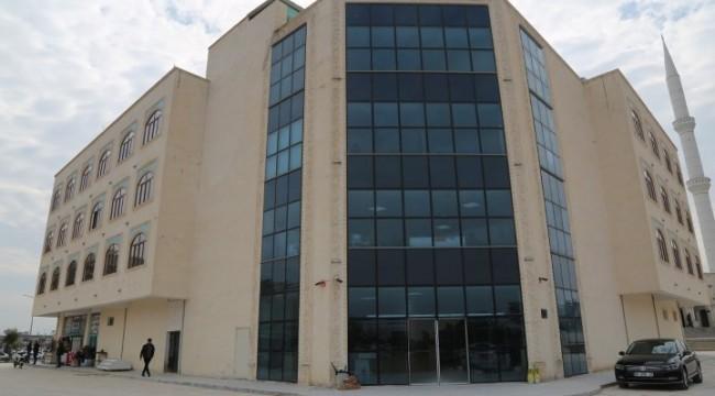 Eyyübiyeliler Yeni Hizmet Binasından memnun.