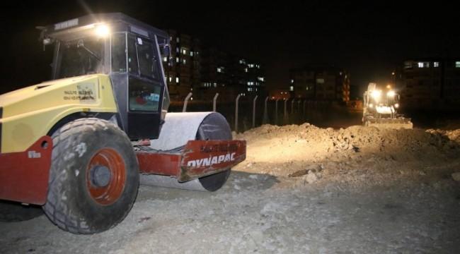 Haliliye belediyesinde hummalı çalışma (video)