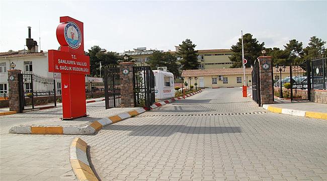 Şanlıurfa'da hastanelerde kişisel koruyucu ekipman sıkıntısı yok