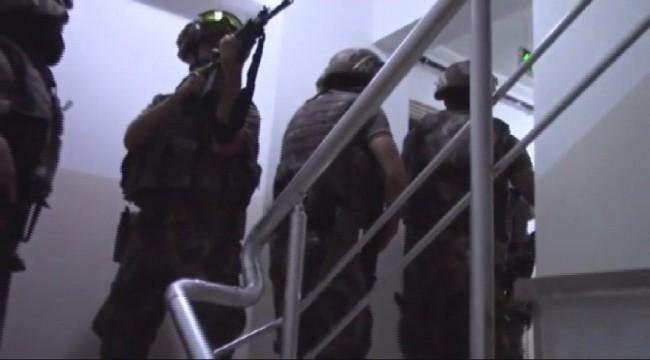 Şanlıurfa'da terör operasyonu: 1 gözaltı