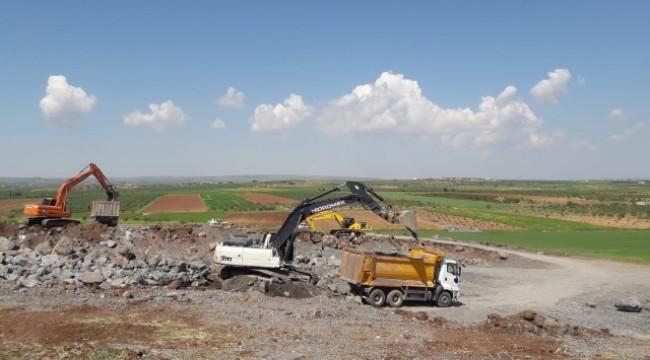 Şanlıurfa Suruç İçmesuyu Arıtma Tesisi İnşaatı Başladı
