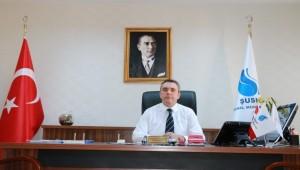 ŞUSKİ'de Genel Müdür değişikliği