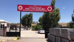 Urfa'da Apartman bahçesindeki cesedin kimliği belirlendi