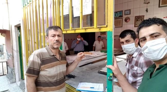 Urfa'da bin kişinin ekmek borçları silindi.