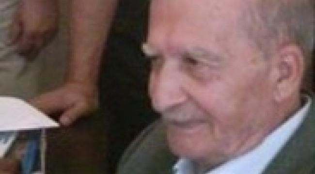 Vefat:Hasan Yetkin(94)