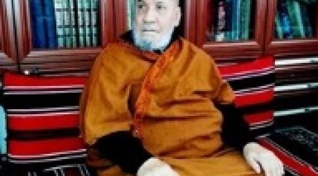 Vefat:Molla Mahyeddin Alagöz (87)