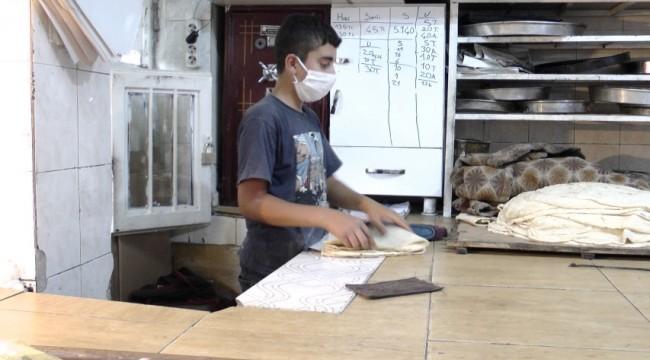 Ceylanpınar'da işsize ekmek bedava