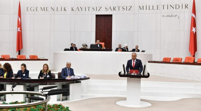 CHP Urfa Milletvekili Aydınlık Bozova'nın sorunları dile getirdi