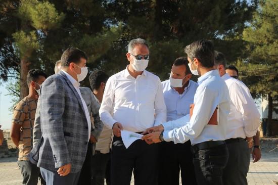 Eyyübiye belediyesi, yeni bir projeye daha başladı (Videolu Haber)