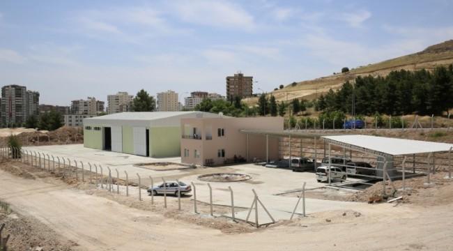 Karaköprü'ye 4 milyon TL'lik geri dönüşüm tesisi