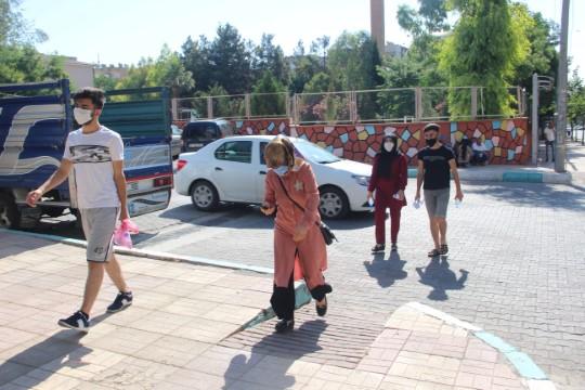 Şanlıurfa'da YKS heyecanı başladı (Videolu Haber)