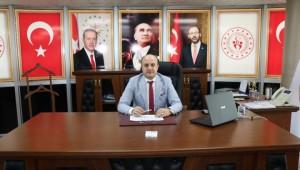 Şanlıurfa Gençlik Spor il müdürü Eren görevine başladı